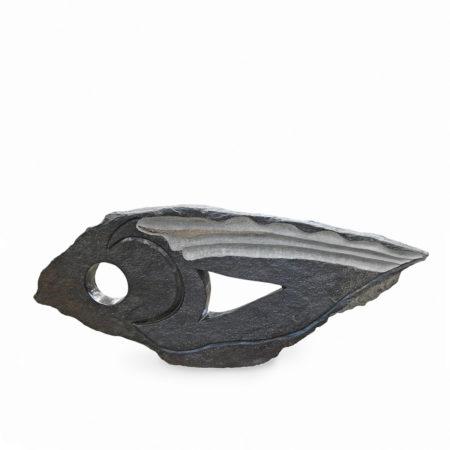 Stone sculpture by Agripa Tirugu